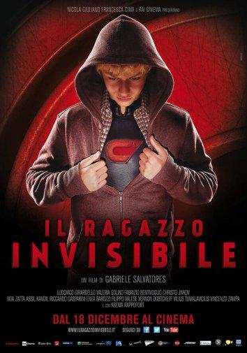 Смотреть Невидимый мальчик онлайн в HD качестве 720p