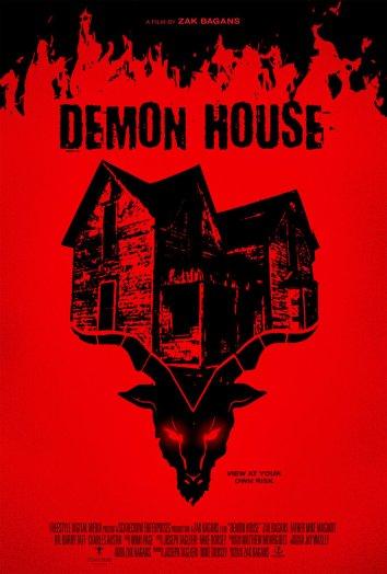 Смотреть Демонический дом онлайн в HD качестве 720p