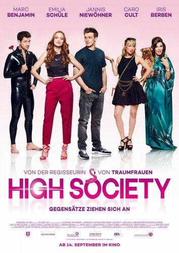 Смотреть Высшее общество онлайн в HD качестве 720p