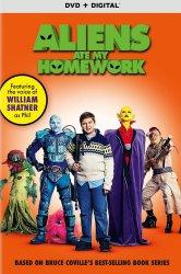 Смотреть Инопланетяне съели мою домашнюю работу онлайн в HD качестве 720p