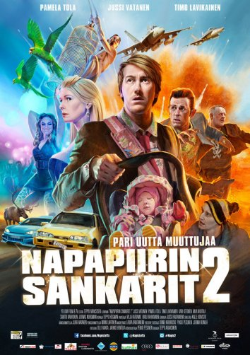 Смотреть Лапландская одиссея 2 онлайн в HD качестве 720p