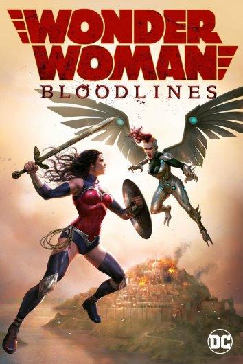 Смотреть Чудо-женщина: Кровные узы онлайн в HD качестве 720p