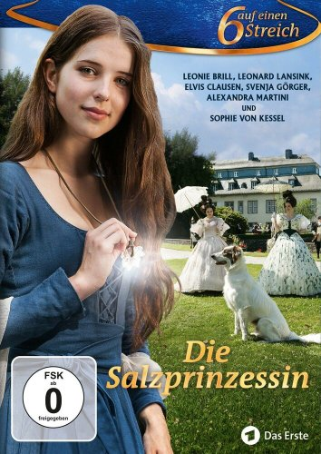 Смотреть Соляная принцесса онлайн в HD качестве 720p