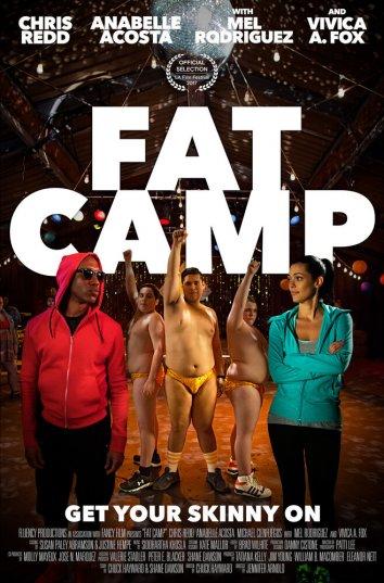Смотреть Лагерь для жирных онлайн в HD качестве 720p