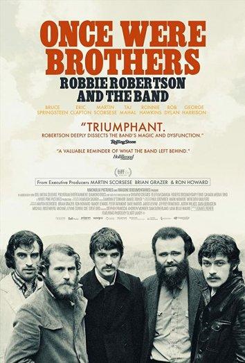 Смотреть Когда-то были братьями: Робби Робертсон и The Band онлайн в HD качестве 720p