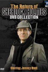 Смотреть Возвращение Шерлока Холмса онлайн в HD качестве 720p