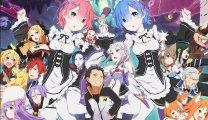 """Смотреть все части аниме """"re: жизнь в альтернативном мире с нуля"""" онлайн в HD качестве"""