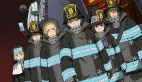 """Смотреть все части аниме """"огненная бригада пожарных!"""" онлайн в HD качестве"""