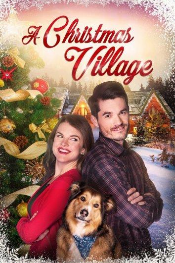 Смотреть Рождественская деревенька онлайн в HD качестве 720p