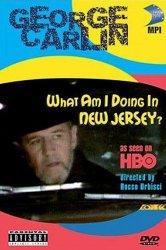 Смотреть Джордж Карлин: Что я делаю в Нью-Джерси? онлайн в HD качестве 720p