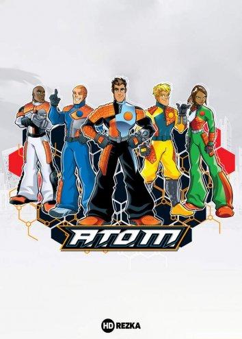 Смотреть A.T.O.M. онлайн в HD качестве 720p