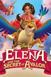 Смотреть Елена и тайна Авалора онлайн в HD качестве 720p