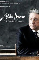Смотреть Альдо Моро, профессор онлайн в HD качестве 720p