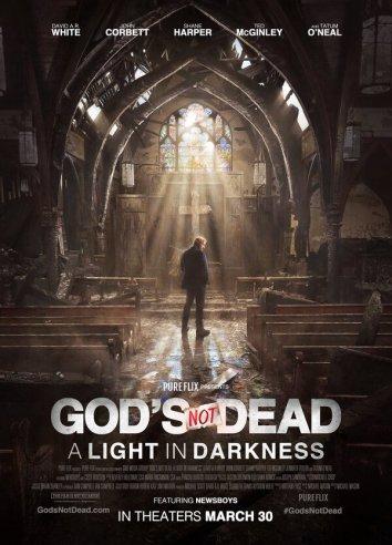 Смотреть Бог не умер: Свет во тьме онлайн в HD качестве 720p