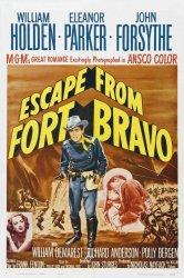 Смотреть Побег из Форта Браво онлайн в HD качестве 720p
