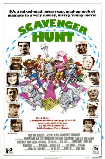 Смотреть Мусорная охота онлайн в HD качестве 720p