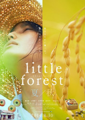 Смотреть Небольшой лес: Лето и осень онлайн в HD качестве 720p