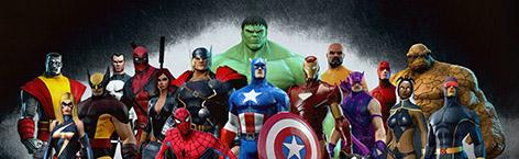 Фильмы по комиксам Marvel Comics