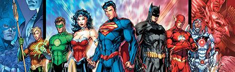 Фильмы по комиксам DC Comics